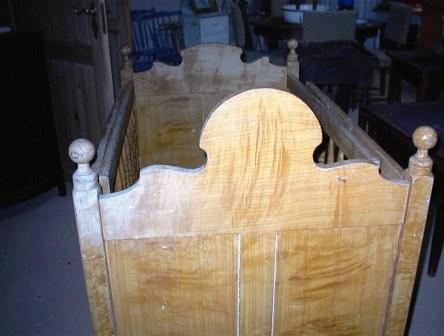 Barneseng med udtræk « antik og gamle møbler