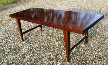 sofabord palisander Palisander sofabord « Antik og Gamle Møbler sofabord palisander
