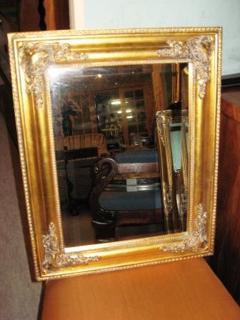 spejl med guldramme Spejl med guldramme « Antik og Gamle Møbler spejl med guldramme