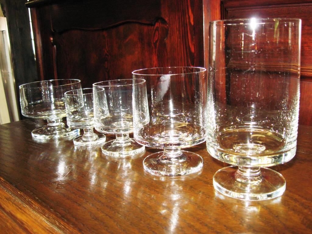 holmegård antikke glas til salg